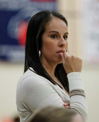 Head Coach  Renee Jimenez